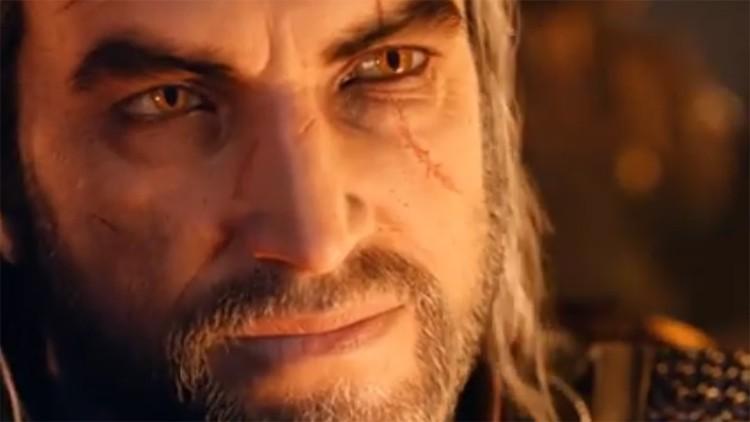 Gwint zwiastun cinematic Geralt
