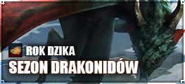 sezon drakonidów gwint