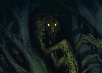 drzewiec krwawa klątwa