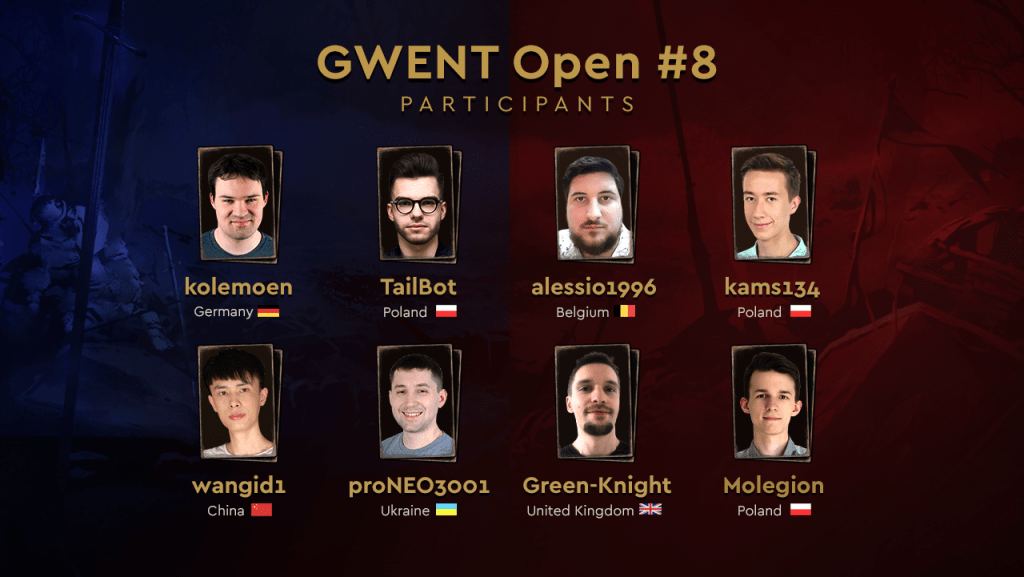gwent open #8 gwint