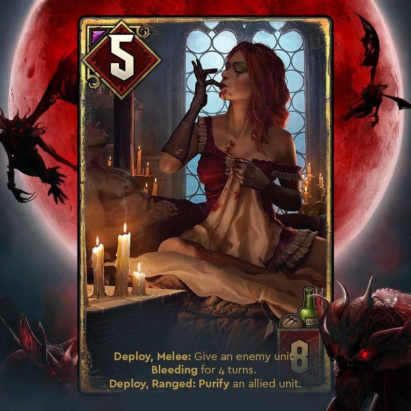 królowa nocy krwawa klątwa