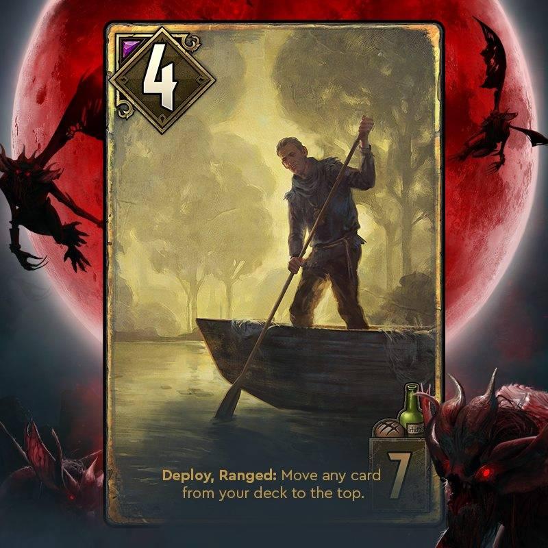 król rybak krwawa klątwa