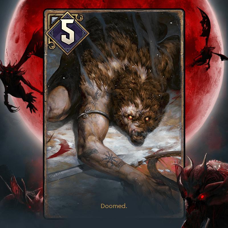 niedźwiedź svalbloda krwawa klątwa