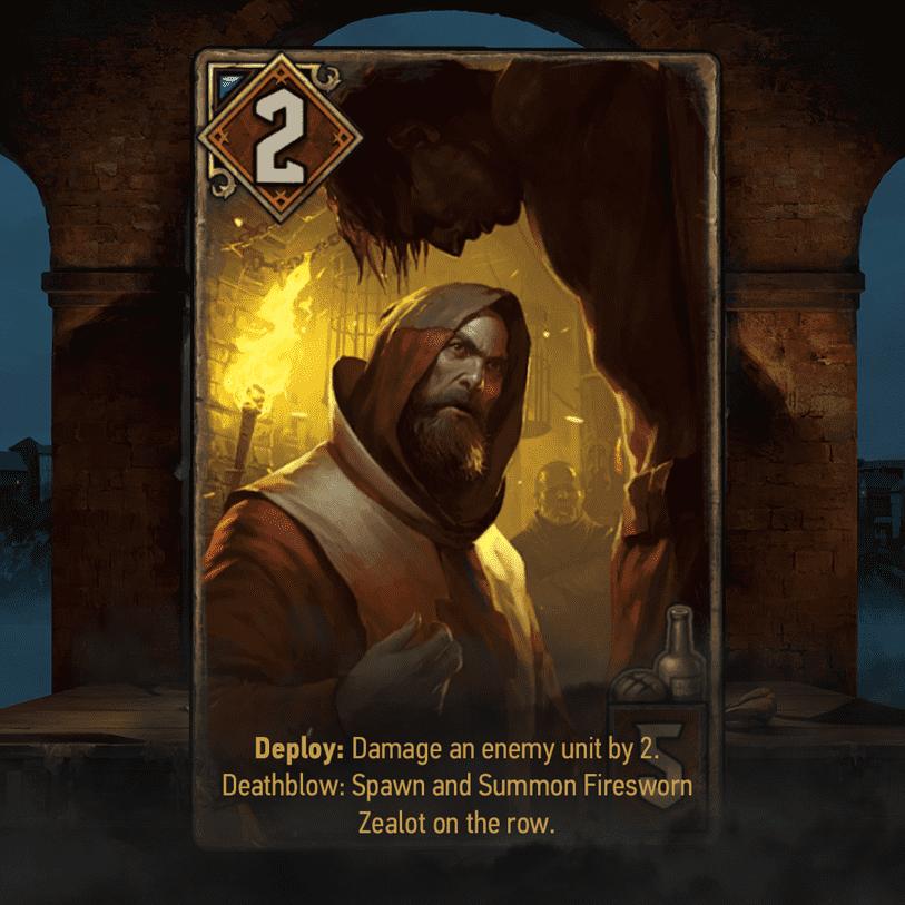 inkwizytor wiecznego ognia novigrad