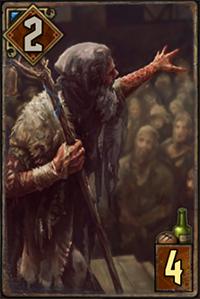 płomienny kaznodzieja novigrad gwint