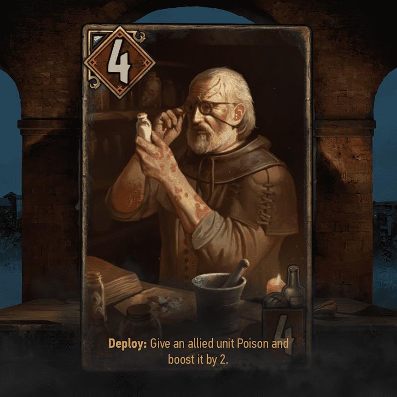 zdrożny alchemik novigrad