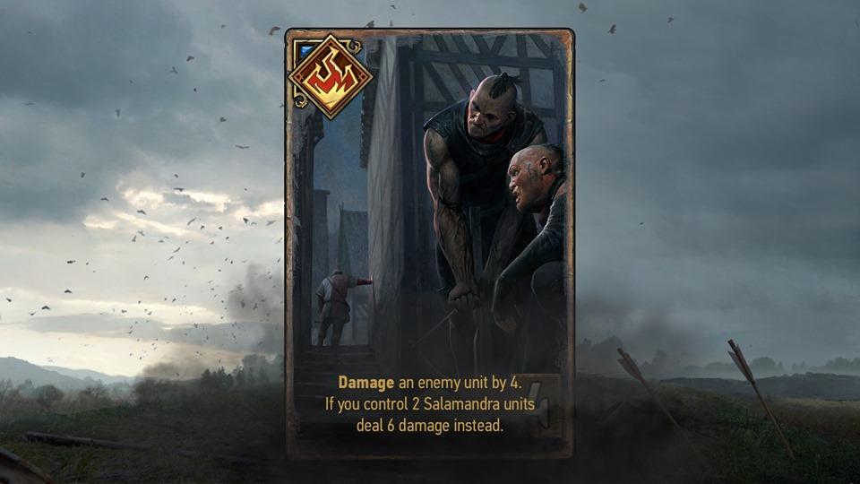 Napaść nowe karty