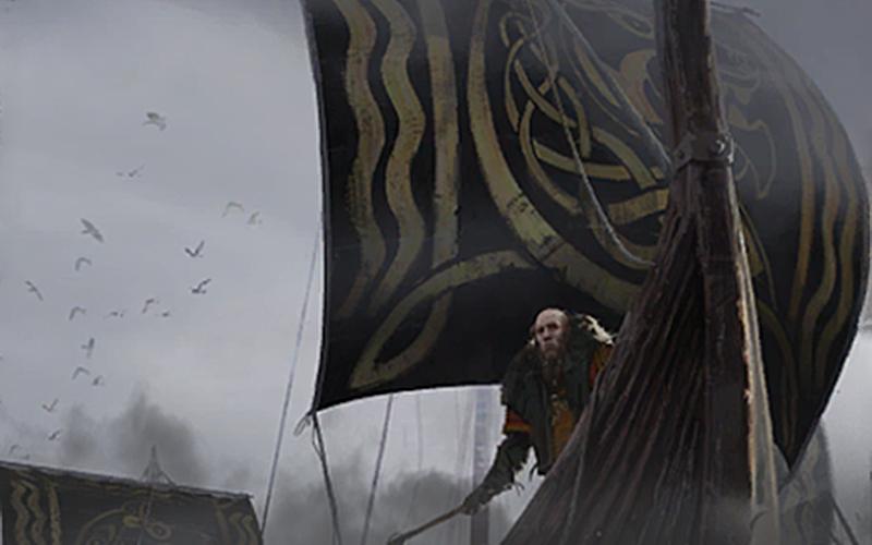 flota najeźdźcy żelazna wola