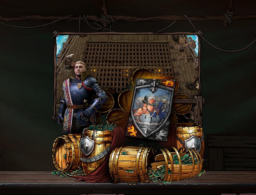 paka przedsprzedażowa żelazna wola