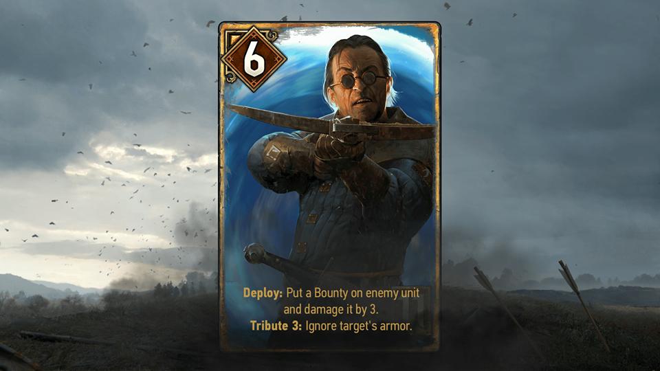 Magister nowe karty z żelaznej woli