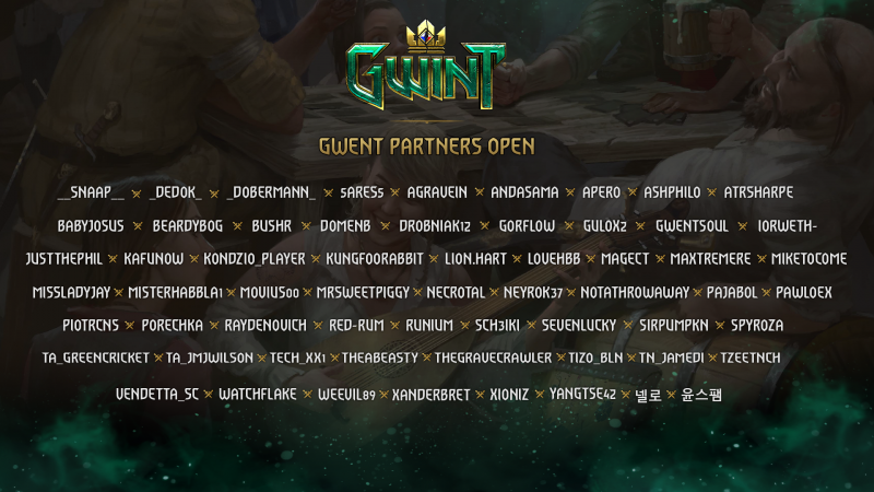 gwent partners open