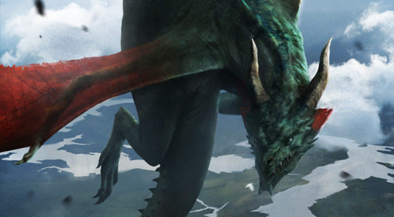 sezon drakonidów